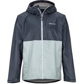 Marmot PreCip Eco Plus Jacket Herre dark steel/grey storm